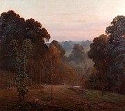 Autumn, Weald of Kent Haughton