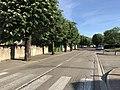 Avenue de la gare, Saint-Maurice-de-Beynost.JPG
