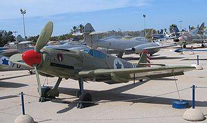 Avia S-199 - Image: Avia S199 hatzerim 2