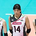 Ayaka Matsumoto Japan Volleyball team.jpg