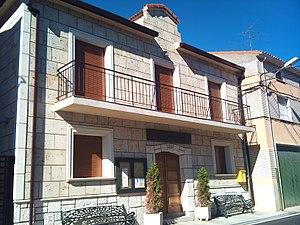 Bocos de Duero - Town hall of Bocos de Duero