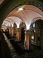 Bóvedas vaídas de la nave principal de la Catedral de Arequipa.jpg