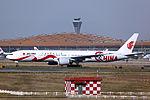 B-2006 - Air China - Boeing 777-39L(ER) - Love China Livery - PEK (16853806831).jpg