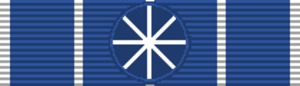 Order of Aeronautical Merit (Brazil) - Image: BRA Ordem do Mérito Aeronáutico Oficial