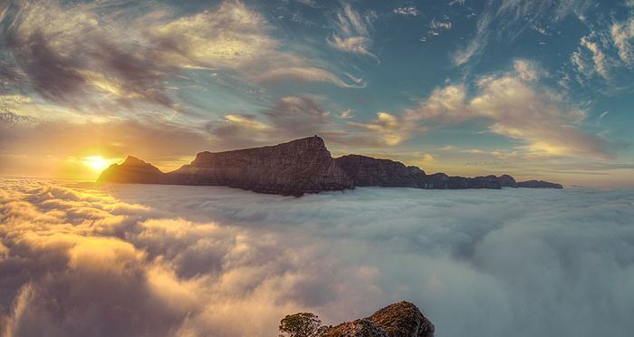 A photo of South Africa