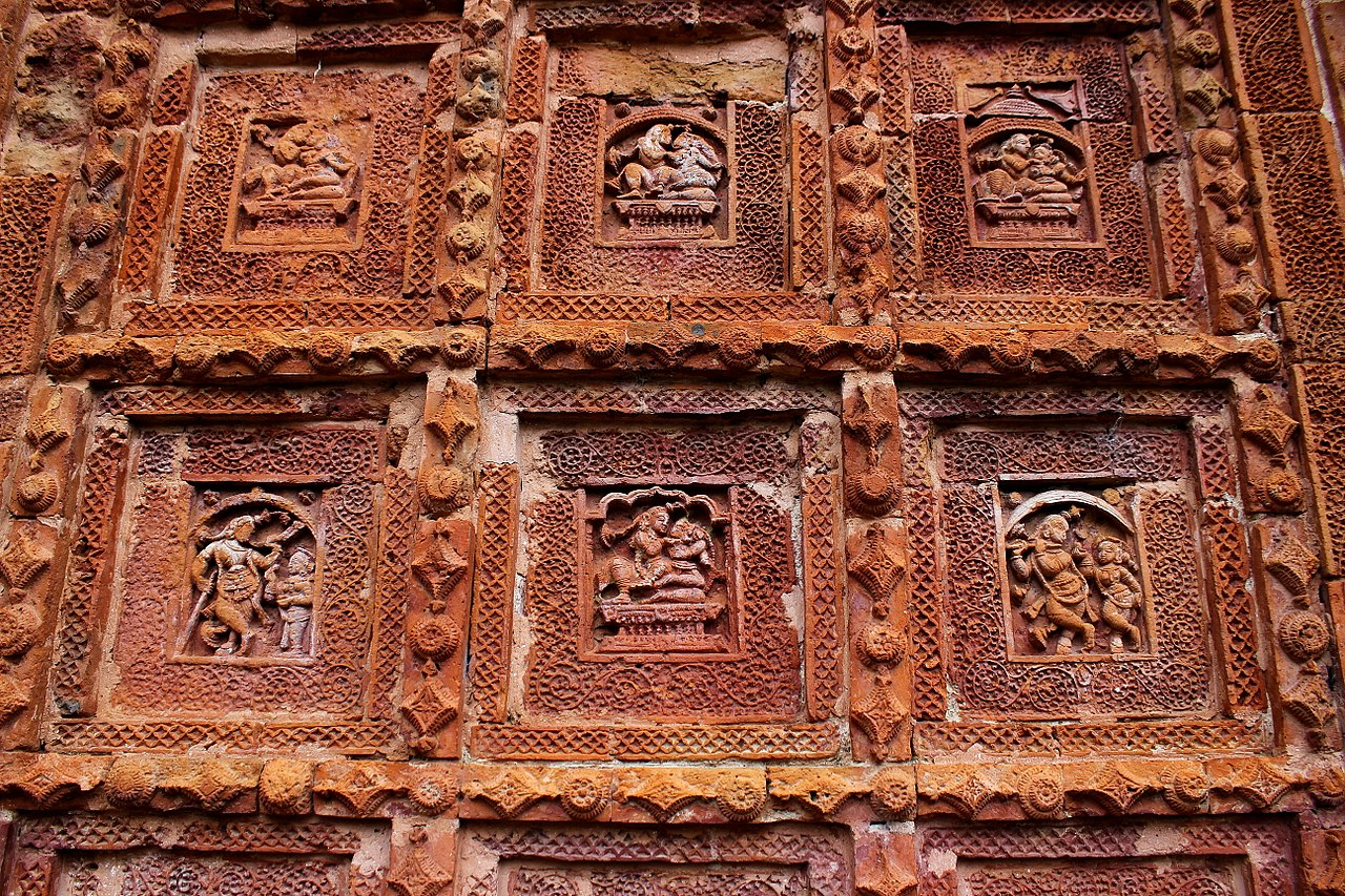 BRINDAVANCHANDRA'S MATH 01, Ambika-Kalna, Bardhaman, West Bengal.jpg