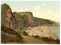 Babbacombe Beach, Torquay, England-LCCN2002708178.tif