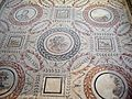 Bacchus and the Four Seasons Mosaic, Archaeological Museum of Chemtou.jpg
