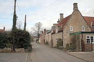 Oasby Hamlet in the civil parish of Heydour, in the South Kesteven district of Lincolnshire, England