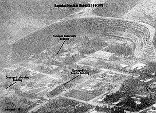 Tuwaitha Nuclear Research Center