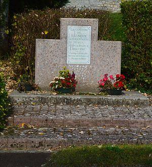 Bagneux, Aisne - Bagneux War Memorial