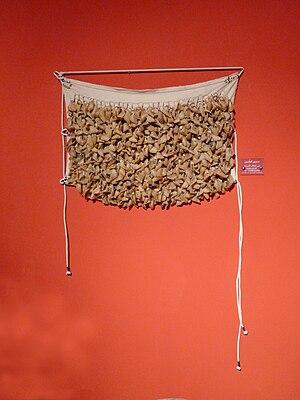 Manjur (instrument) - Manjur, Bait Al Baranda Museum in Muscat (Oman)