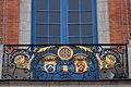 Balconie of the Capitole de Toulouse 14.JPG