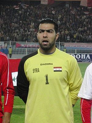 Syria national football team - Image: Balhous 21.03.09 Sv Q