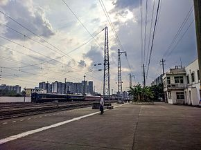 Bali Railway Station, Chengdu, Sichuan, China.jpg