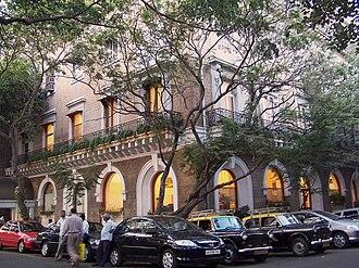 Ballard Estate - Image: Ballard Estate Bombay