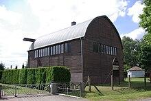 La Ballonhalle del Wettermuseum di Lindenberg