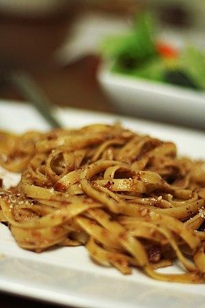 Balsamic parmesan pasta (3552916238)