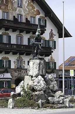 Balthes Maier Denkmal