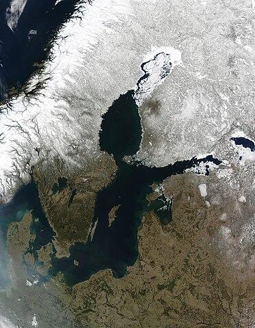 Östersjön är ett innanhav.