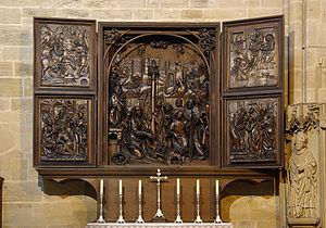 Bamberger Dom BW 13.JPG