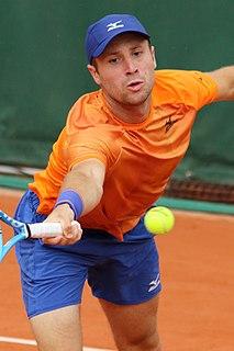 Luke Bambridge British tennis player