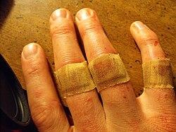 meaning of bandage