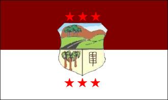Ñemby - Image: Bandera de ñemby paraguay