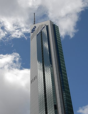 108 St Georges Terrace - Image: Bankwest Tower