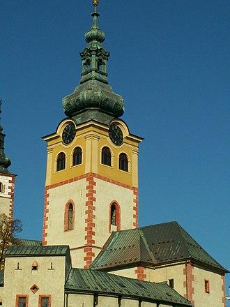 Banská Bystrica - City barbican