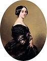 Baronne Henri Hottinguer, née Caroline Delessert by Franz-Xaver Winterhalter.jpg