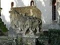 """Basorelief """"Oameni cu tauri"""", sculptor Ion Jalea.jpg"""