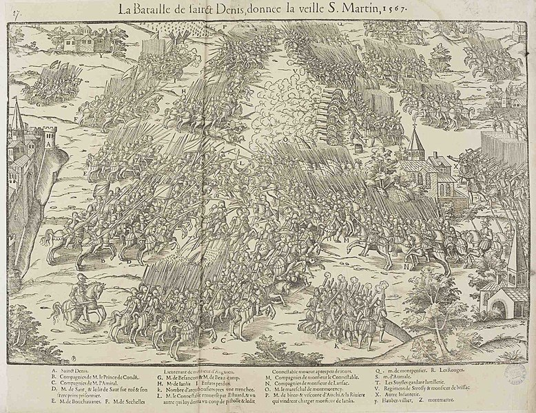 Fichier:Battle of Saint Denis 1567.jpg