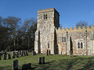 Battlesden - Image: Battlesden Church