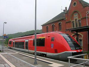 DBAG Class 641 - Image: Baureihe 641