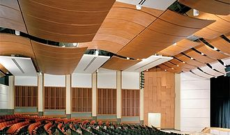 Buffalo Academy for Visual and Performing Arts - BAVPA's auditorium