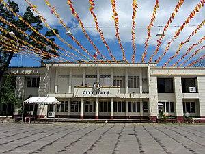 Bayawan - Bayawan City Hall
