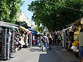 Bazaar in Split next to eastern wall.jpg