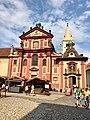 Bazilika Svatého Jiří, Pražský Hrad, Hradčany, Praha, Hlavní Město Praha, Česká Republika (48791539453).jpg