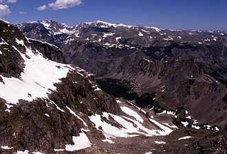 Beartooth Mountains - Mountains of the Beartooths