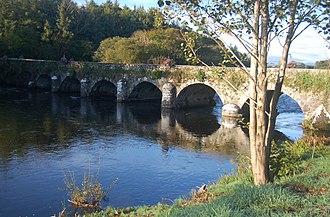 Beaufort, County Kerry - Beaufort Bridge