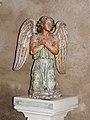 Beaupouyet église statue ange (1).JPG
