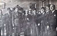 Bechara El Khoury among several politicians.jpg