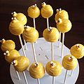 Bees on cakepops (13386882423).jpg