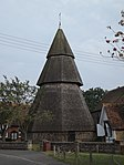 Belfry at St Augustine's Church, Brookland ED 01.JPG