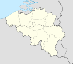 Ghent is located in Belgium