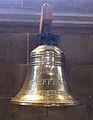 Bell of HMS Sheffield (1937).jpg