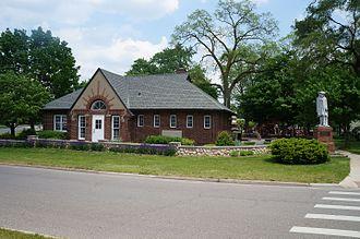 Belleville, Michigan - Victory Park
