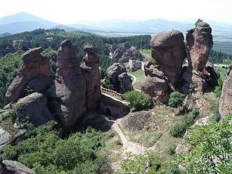 Belogradchik Fortress - Image: Belog 2