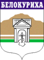 Belokurikha Coat of Arms.png